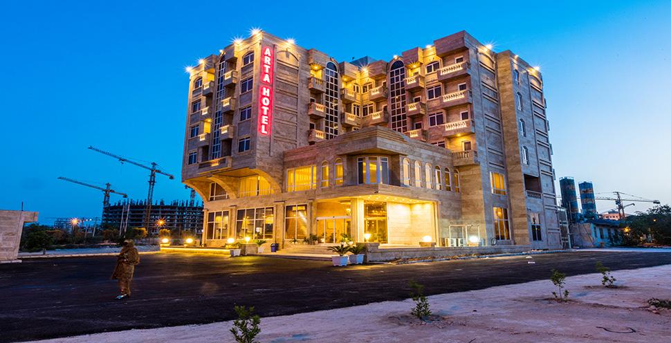 هتل آرتا 4ستاره