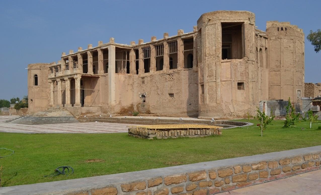دیدنی های بوشهر-عمارت ملک