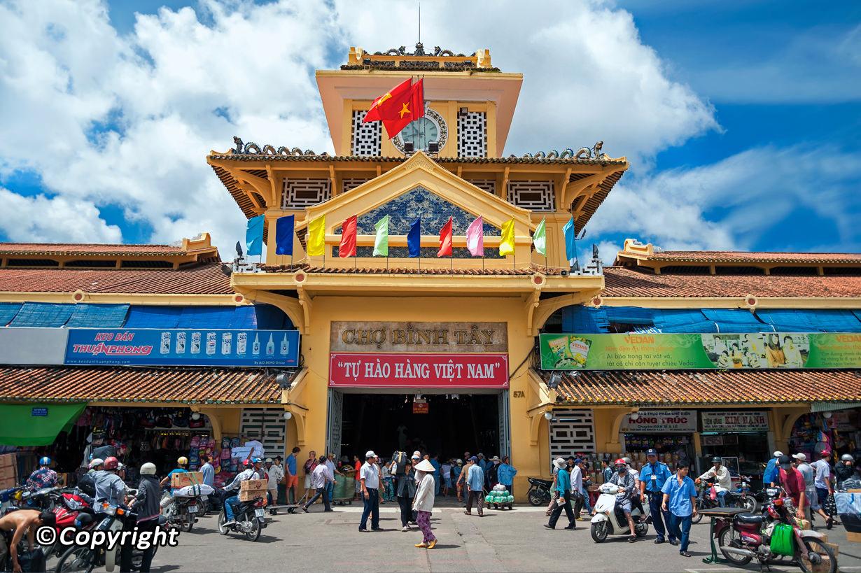 شهر هوشی مینه ویتنام