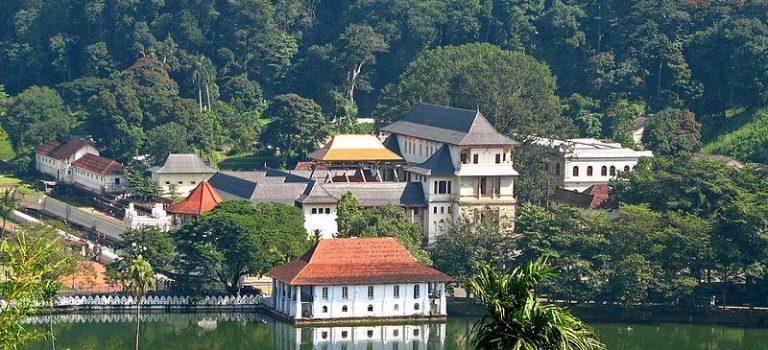 معبد دندان بودا سریلانکا | Temple of the Tooth of the Buddha