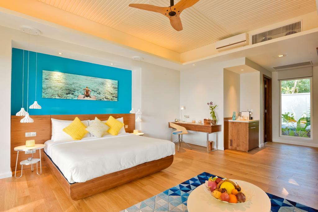 عکس های هتل کاندیما مالدیو