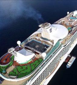 کشتی کروز رویال کارابین سنگاپور