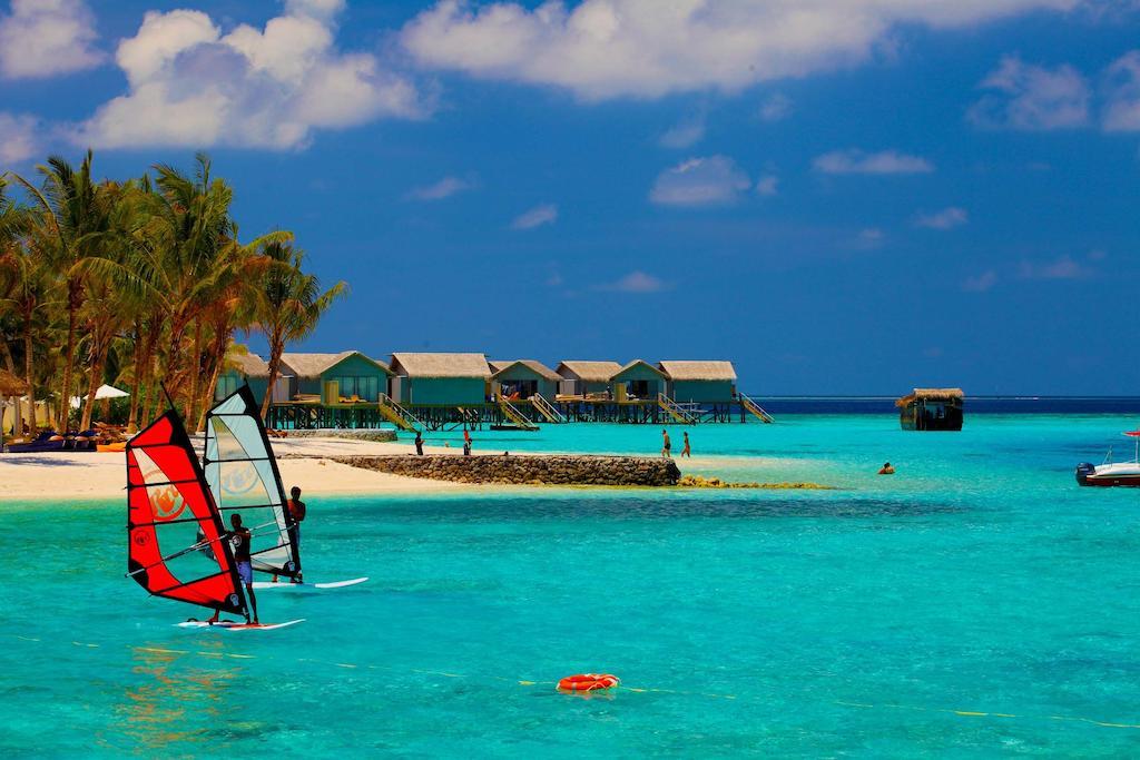 هتل سنتارا راس فوشی مالدیو