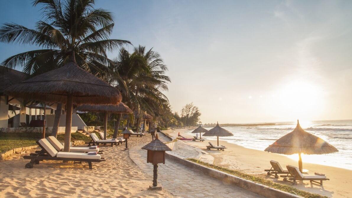 سواحل شهر ساحلی فانتیت ویتنام