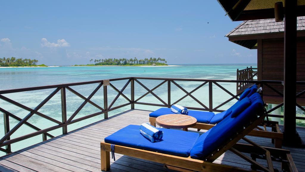 هتل اولهوولی مالدیو۱۹