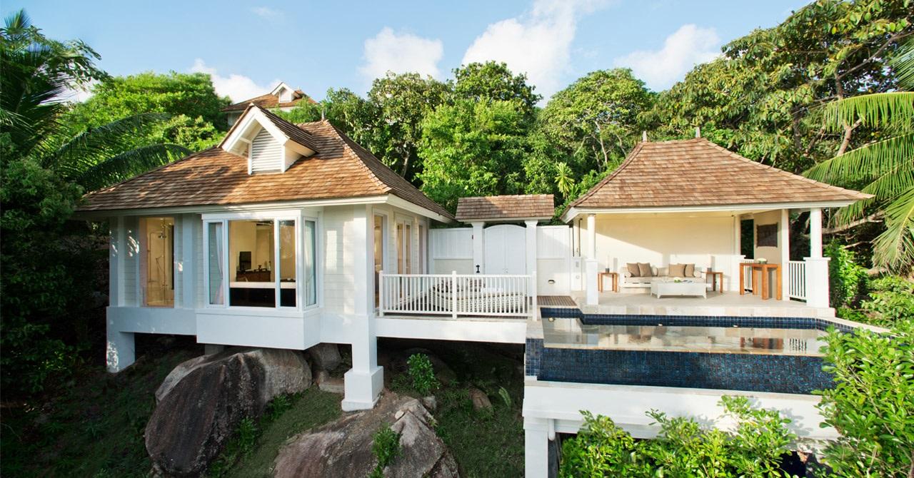 هتل بانیان تری جزیره ویکتوریا