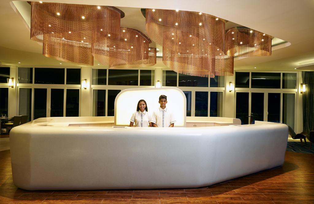 لابی هتل اوزو کندی