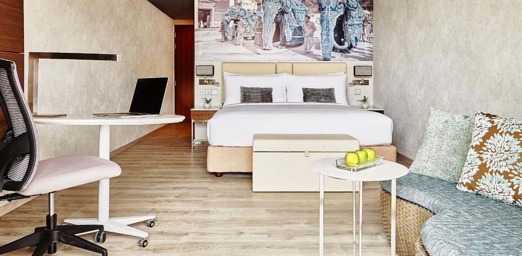 نمای داخلی هتل اوزو کندی