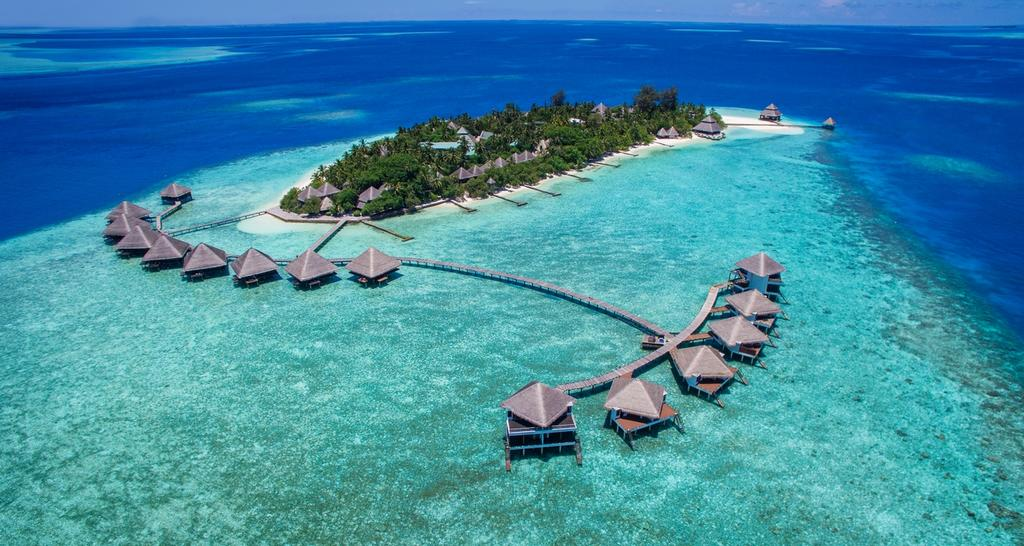 Photo of هتل آداران کلاب مالدیو – چهار ستاره بسیار زیبا و تمیز و ارزان