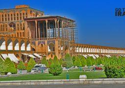 کاخ عالی قاپو اصفهان