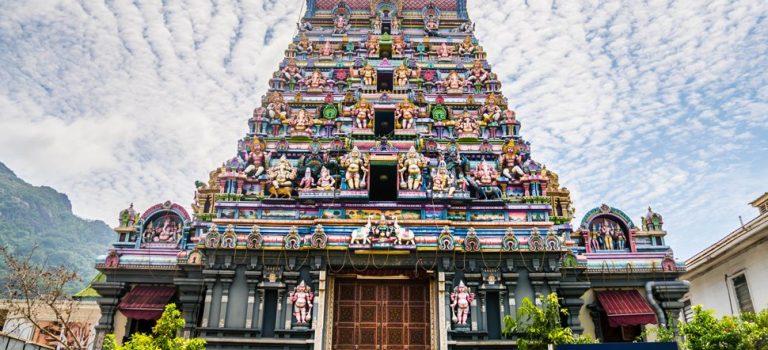 معبد هندوهای سیشل | Arul Mihu Navasakthi Vinayagar