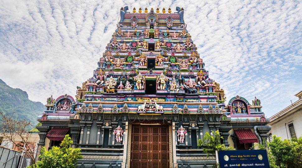 Photo of معبد هندوهای سیشل | Arul Mihu Navasakthi Vinayagar