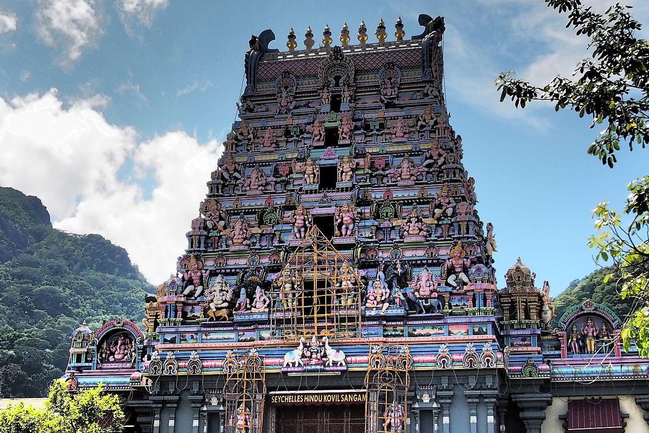 معبد هندوهای سیشل