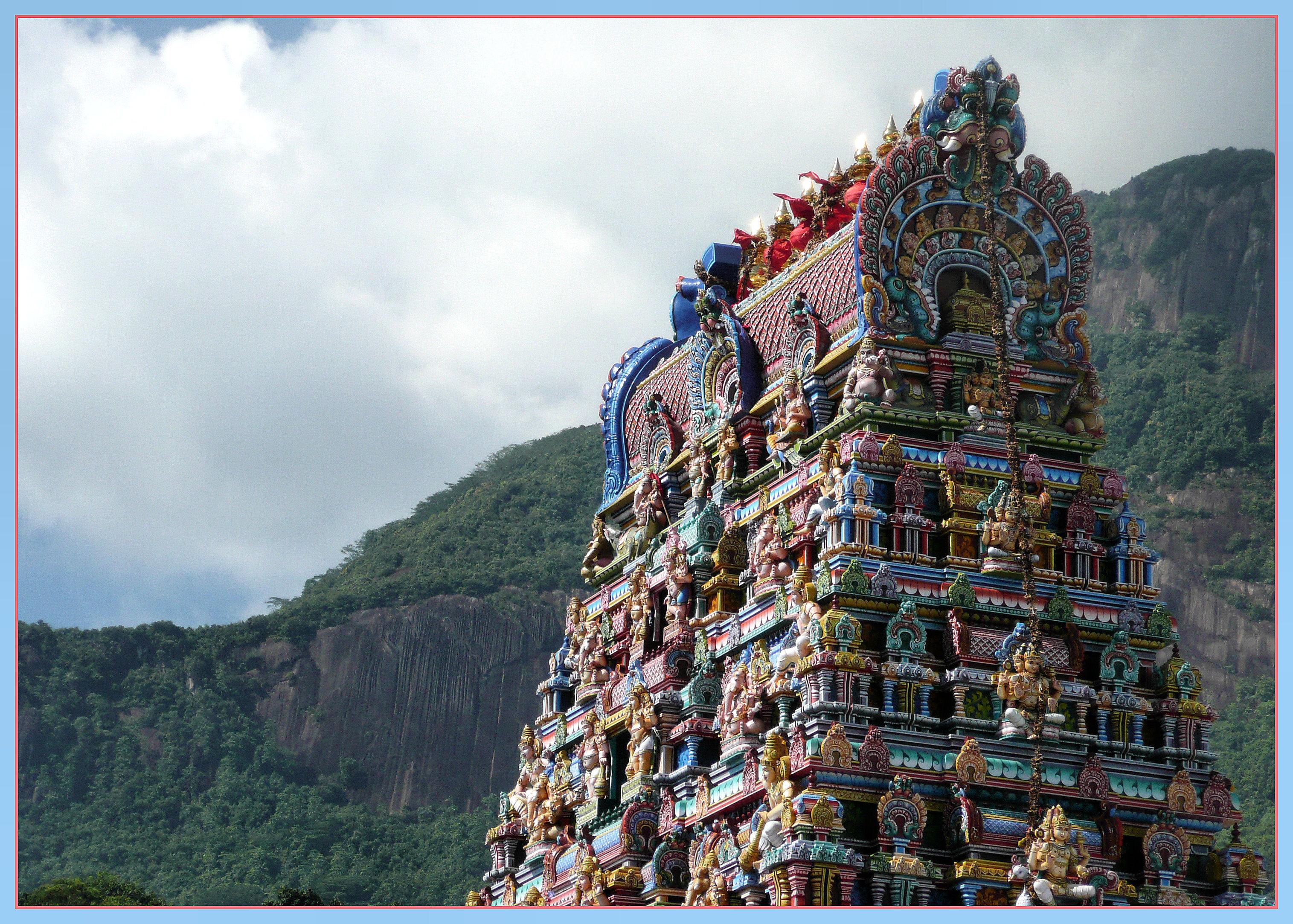 معبد هندو سیشل