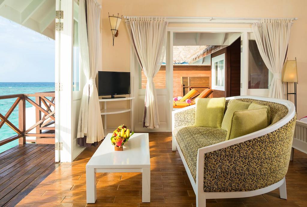نمای داخلی هتل سان آکوا