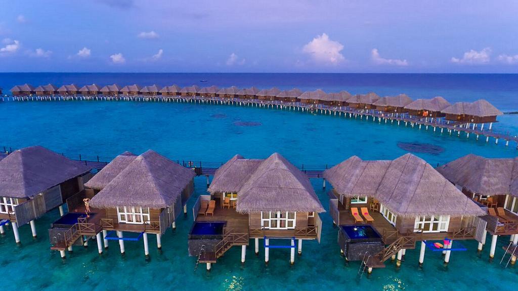 Photo of هتل سان آکوا مالدیو یکی از زیباترین هتلهای مالدیو را بیشتر بشناسیم