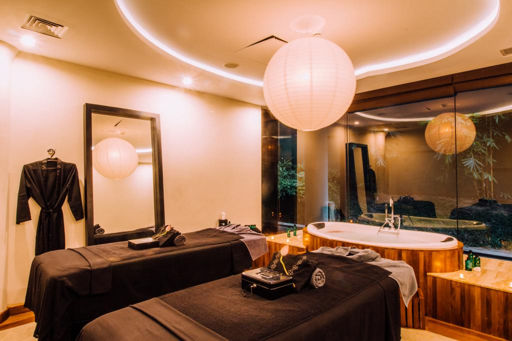اتاق اسپای هتل ماهاولی
