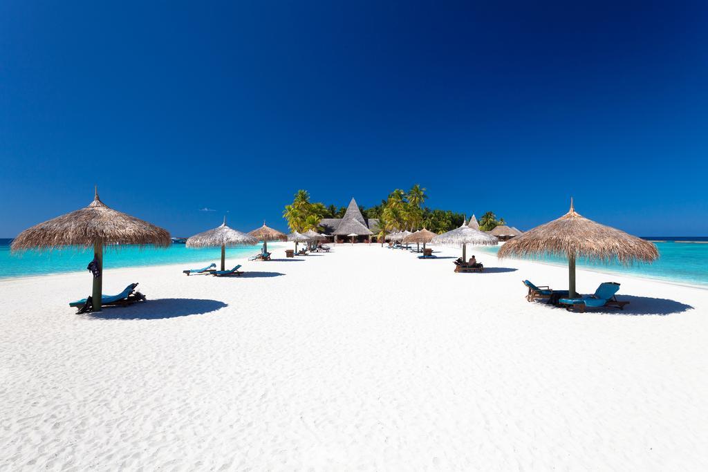 نمای ساحلی هتل ولیگاندو