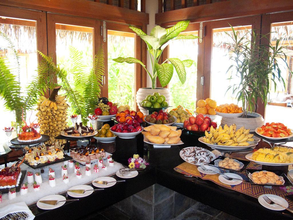 رستوران هتل هتل ولیگاندو