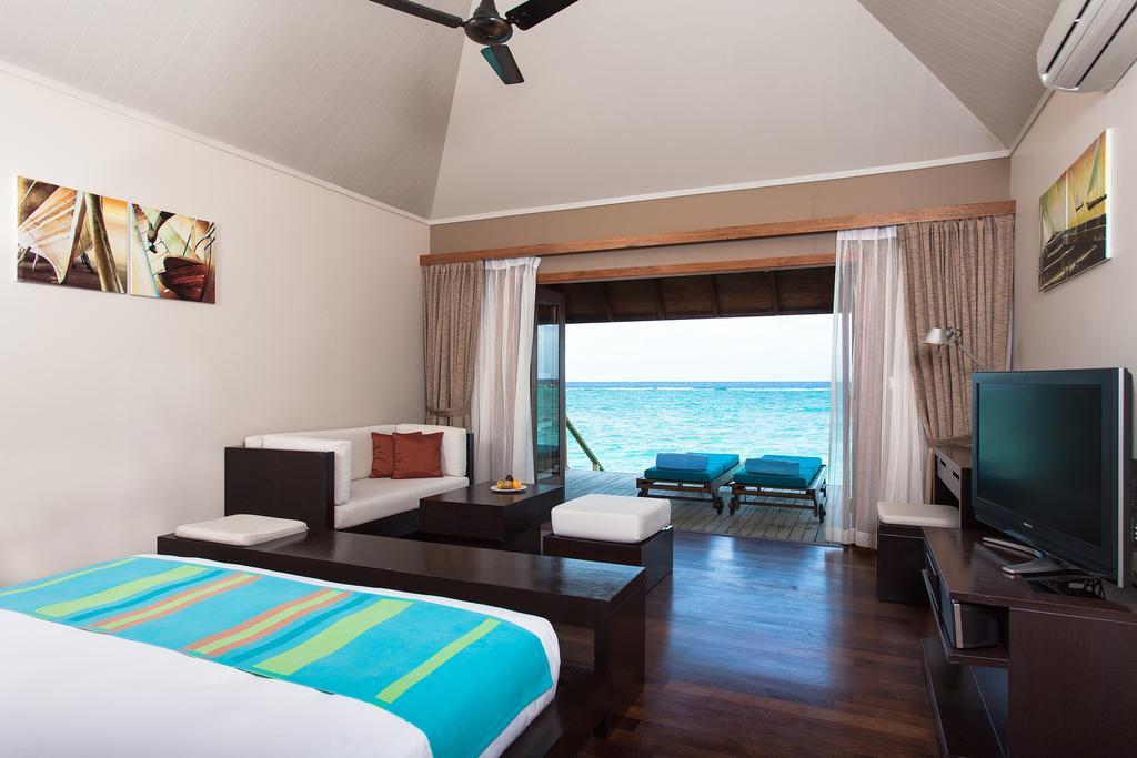 نمای داخلی هتل ولیگاندو