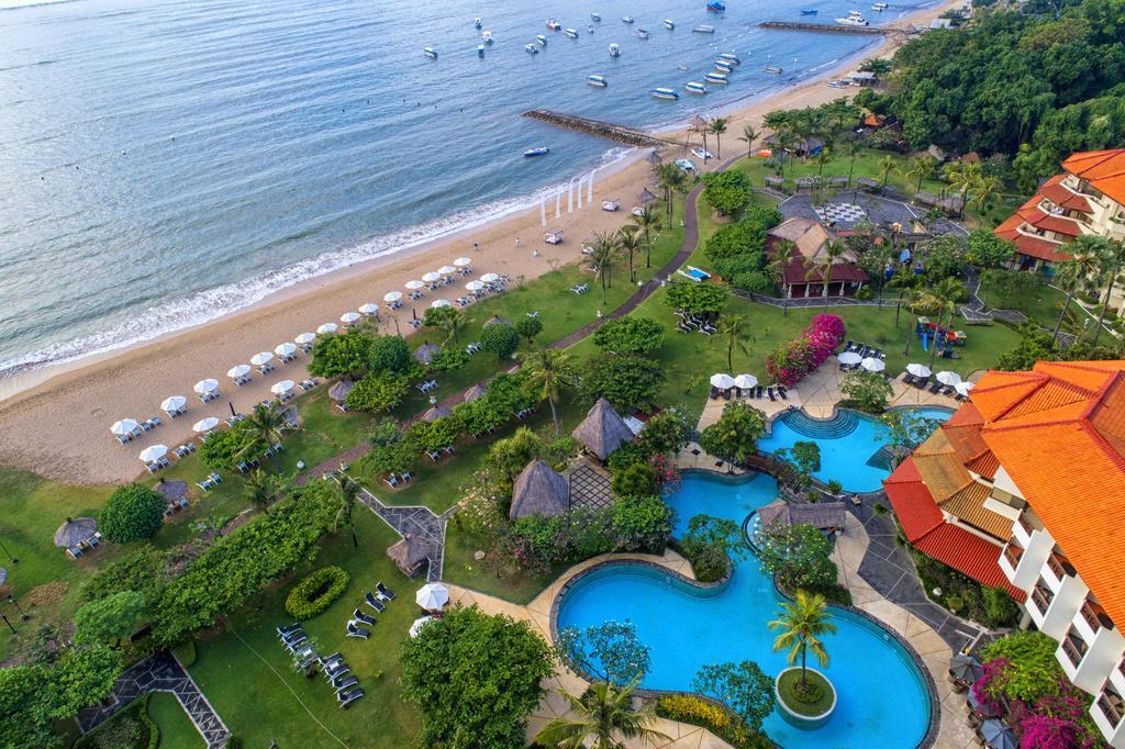 ساحل هتل گرند میریج