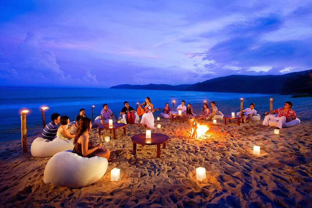 سواحل زیبای گوا-هند