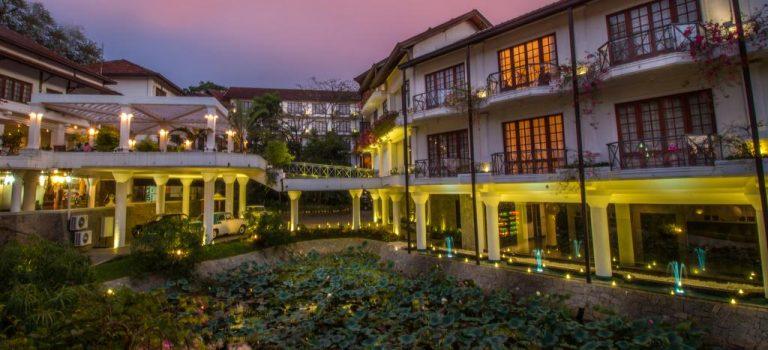 هتل ماهاولی   Mahaweli Reach Hotel