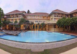 نمای بیرونی هتل هریتانس آهونگالا