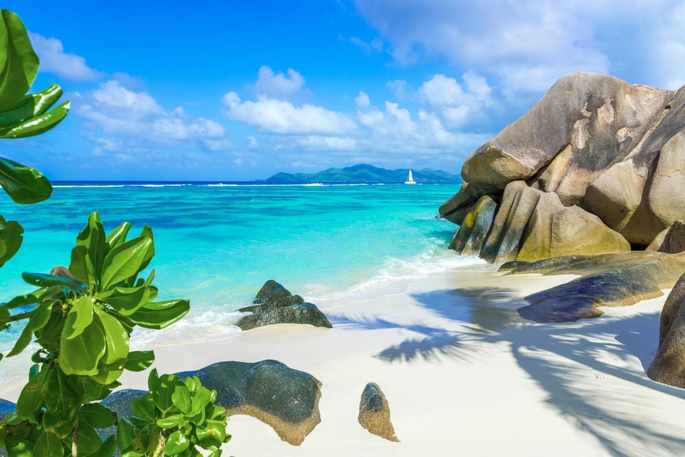 Catamaran Cruise Seychelles