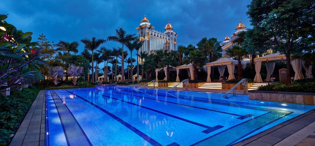 هتل های مجلل ماکائو