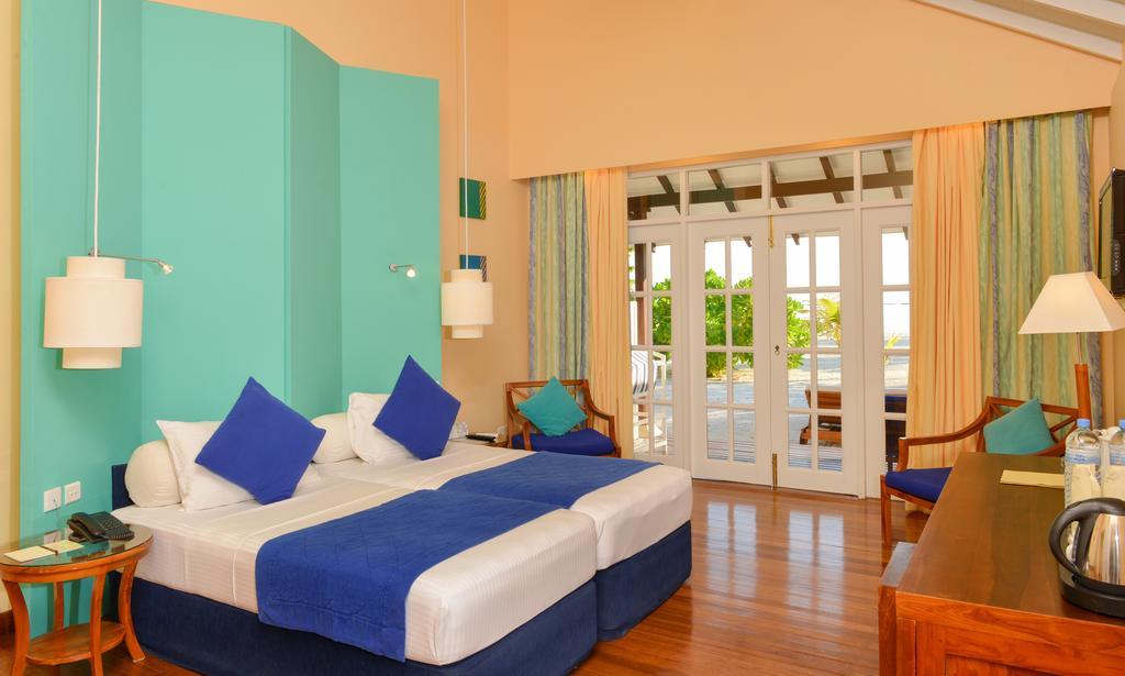 نمای داخلی هتل آداران سلکت مالدیو
