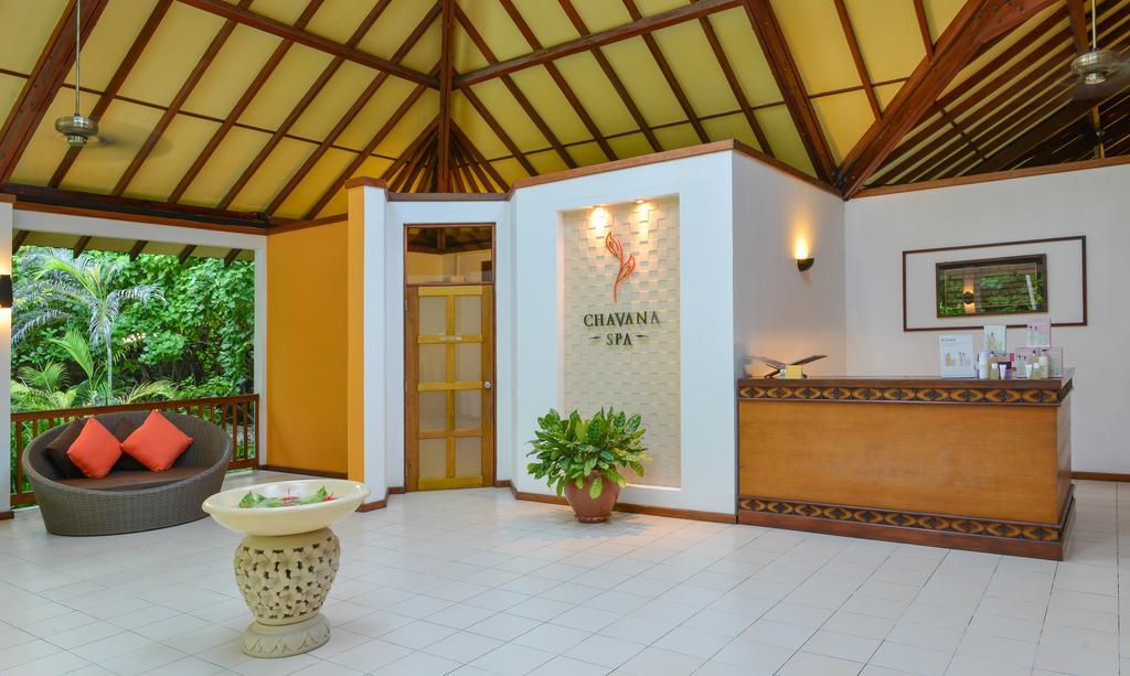 مرکز اسپای هتل اداران سلکت مالدیو