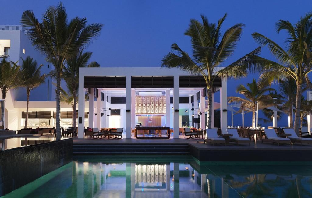 هتل ال بلید سلاله عمان