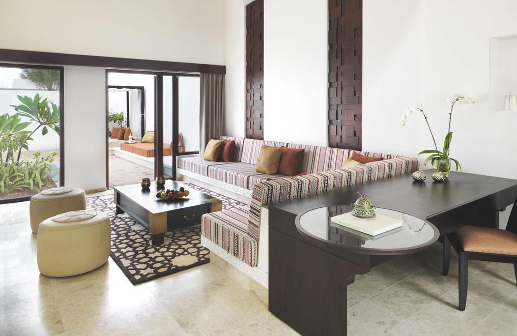 هتل 5 ستاره ال بلید سلاله عمان