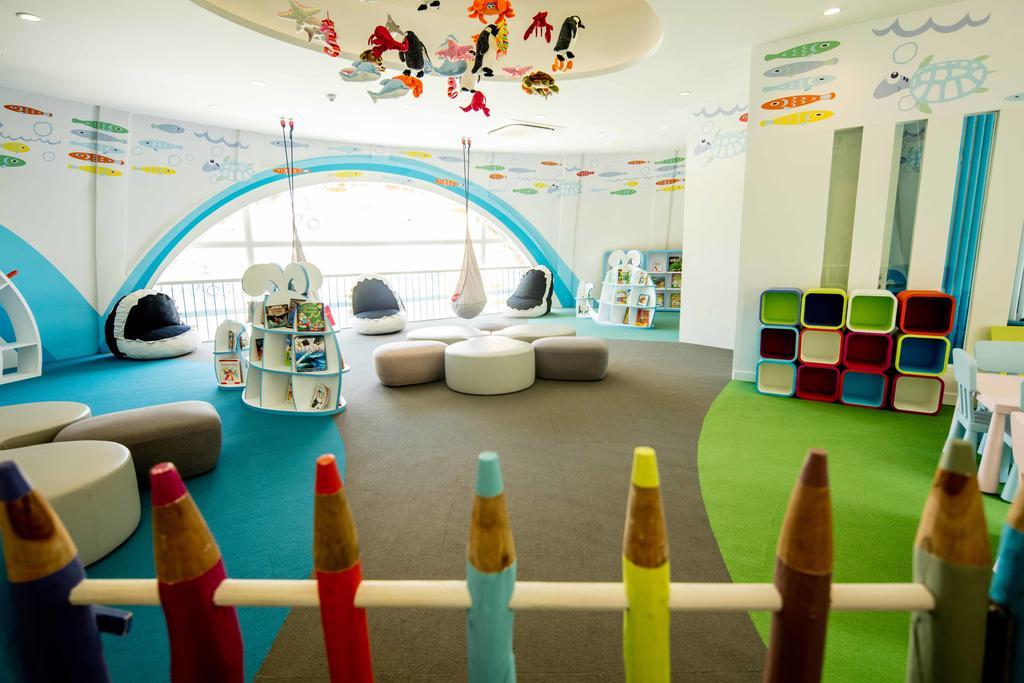 مرکز بازی کودکان هتل هالیدی این کاندوما مالدیو
