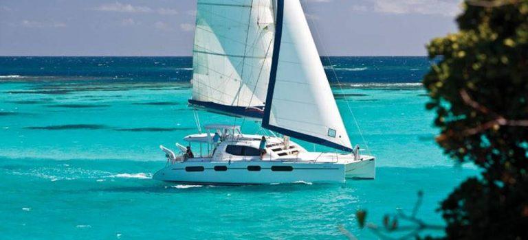 قایق های تفریحی کاتاماران سیشل|Catamaran Cruise Seychelles