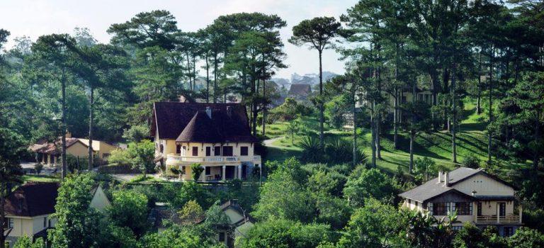 هتل آنا ماندرا دالات ویتنام | Ana Mandra Hotel Dalat