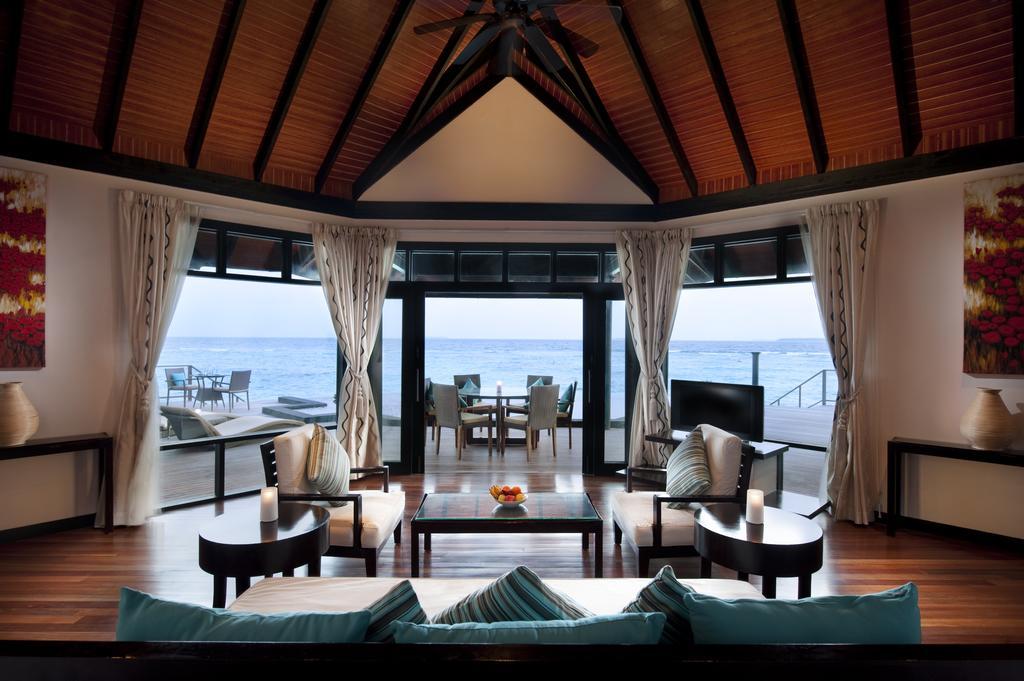 نمای داخلی هتل سان سیام مالدیو