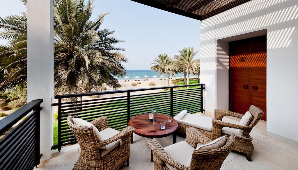هتل د چدی مسقط عمان