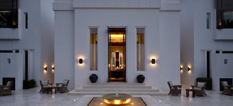 هتل چدی مسقط عمان | هتل د چدی مسقط ۵* | The Chedi Muscat