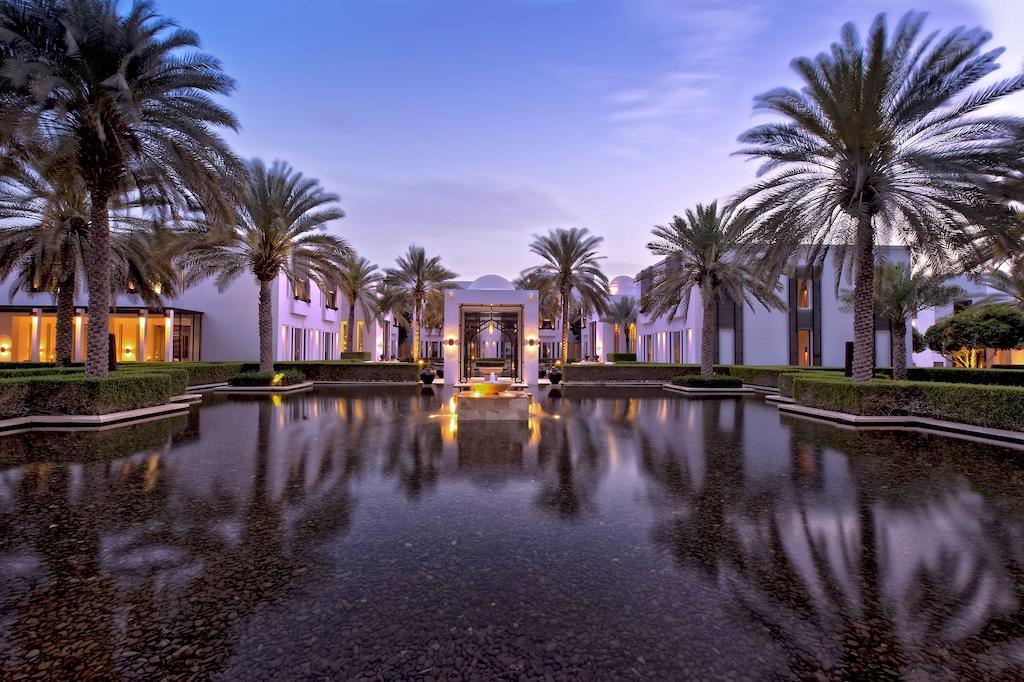 هتل چدی مسقط عمان