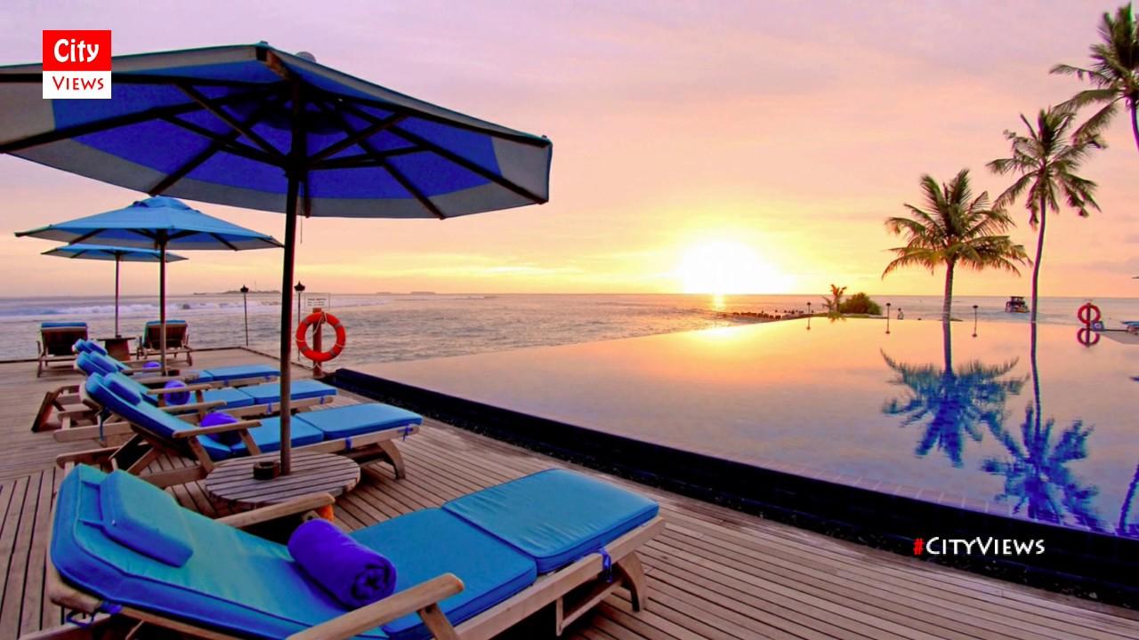 غروب های زیبای مالدیو
