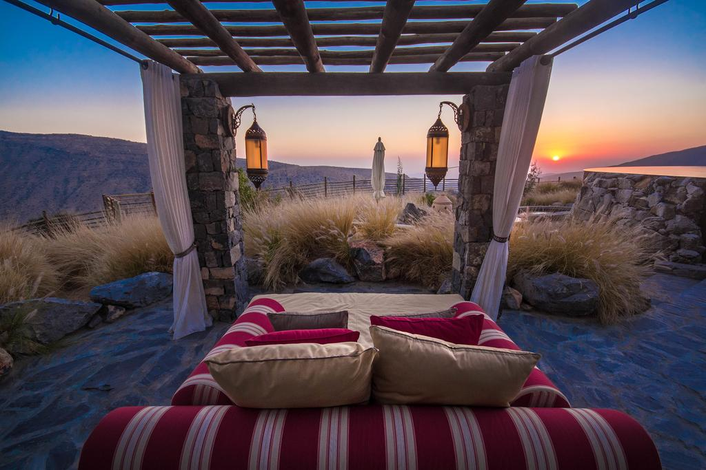 هتل آلیلا ریزورت جبل الاخضر
