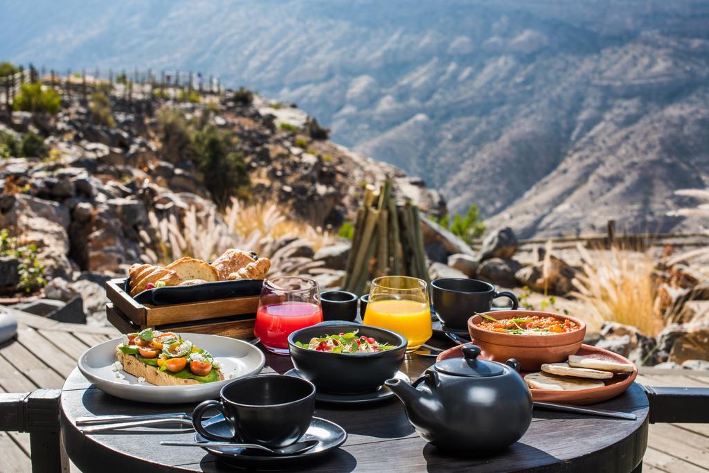 هتل الیلا جبل الاخضر عمان