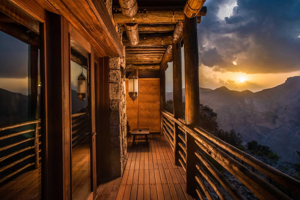 هتل آلیلا ریزورت جبل الاخدر