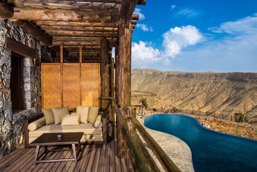هتل آلیلا ریزورت عمان