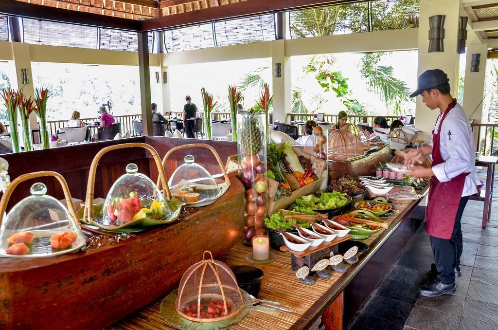 رستوران هتل هنگینگ گاردن عبود بالی
