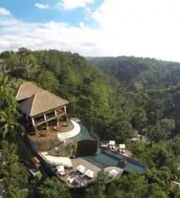 هتل هنگینگ گاردن عبود بالی