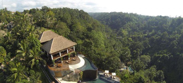 هتل هنگینگ گاردن عبود بالی | Hanging Gardens of Bali