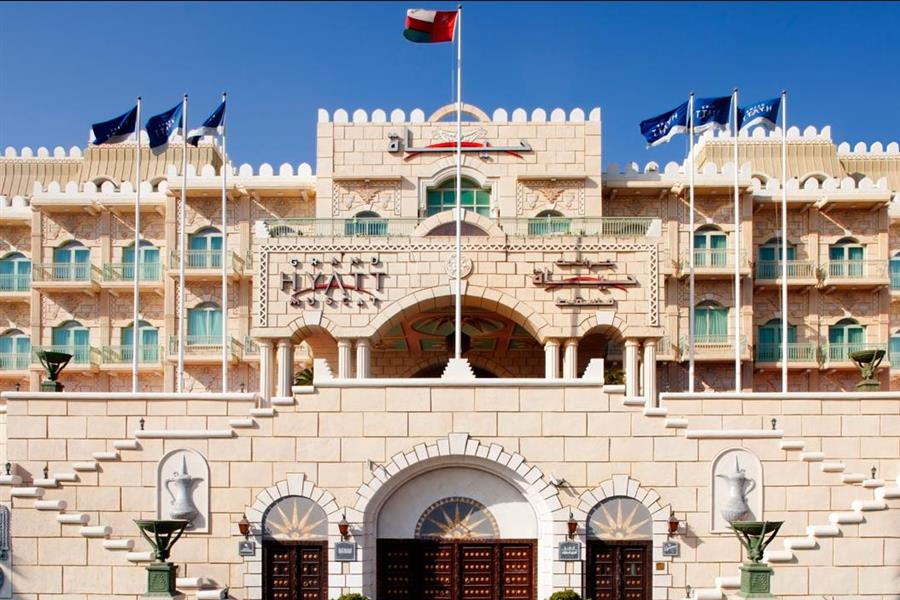 هتل گرند حیات مسقط